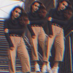 glitch clone multiple cloned freetoedit