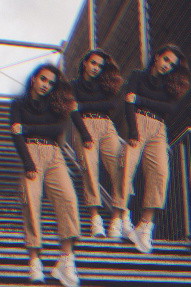 If only you could clone 👯♂️👯♂️ Edit by @billknox987 #glitch #clone #multiple #cloned #freetoedit