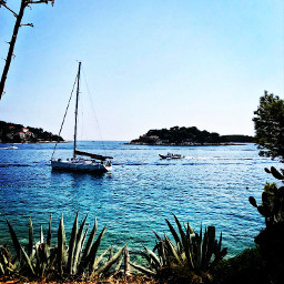 summer sea boat freetoedit pcbreathtakingviews breathtakingviews