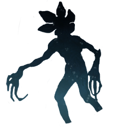 demogorgon strangerthings shadow freetoedit