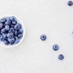 blueberry yummy food freetoedit