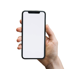 adesivo hands phone smartphone celular freetoedit