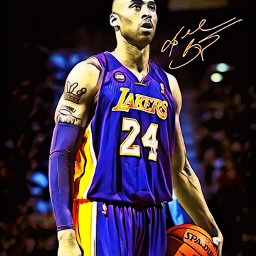 freetoedit kobebryant 8 24 lakers