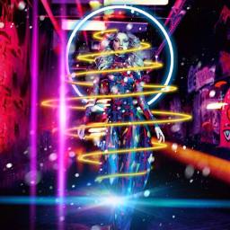 neon interesting freetoedit ecneonswirls neonswirls