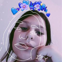 me lovepicsart😙💙 freetoedit lovepicsart