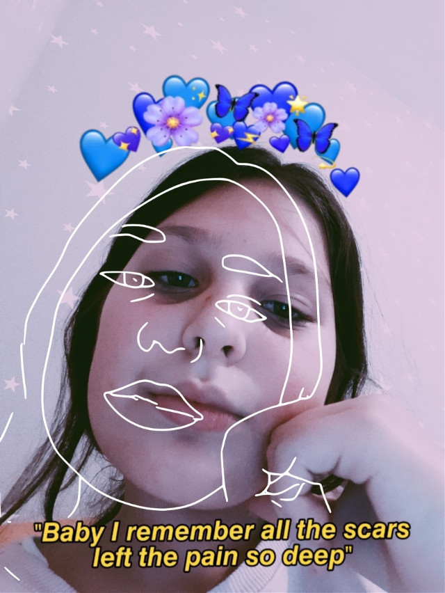 #me #lovepicsart😙💙 # one like pleas