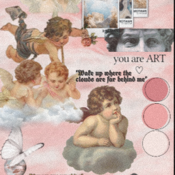 aesthetic aestheticedit tumblr angel cielo freetoedit