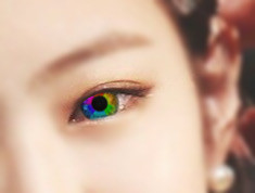 mysteriouseye
