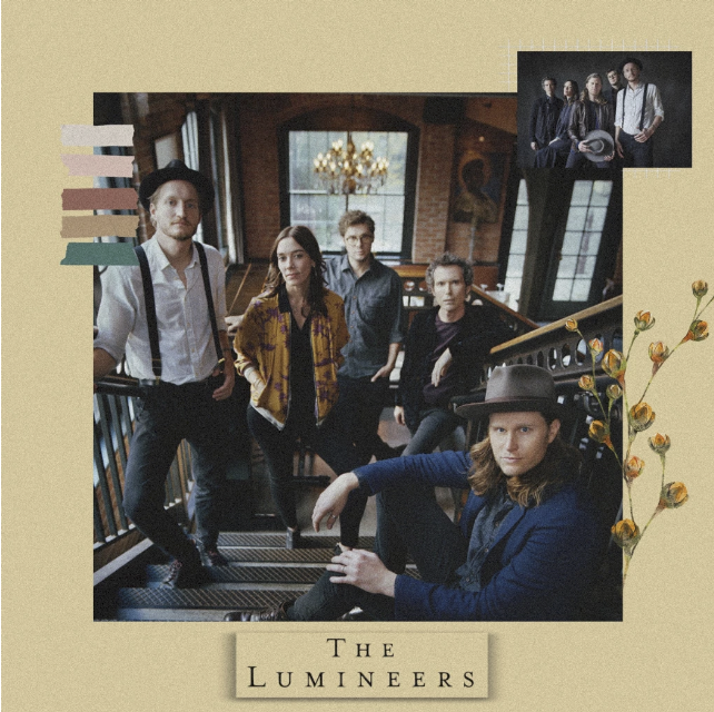Congrats to @mutpras for winning 1st place 🥇 in 'The Lumineers Fan Remix' Edit Challenge 🏆 #thelumineers #fanart #freetoedit