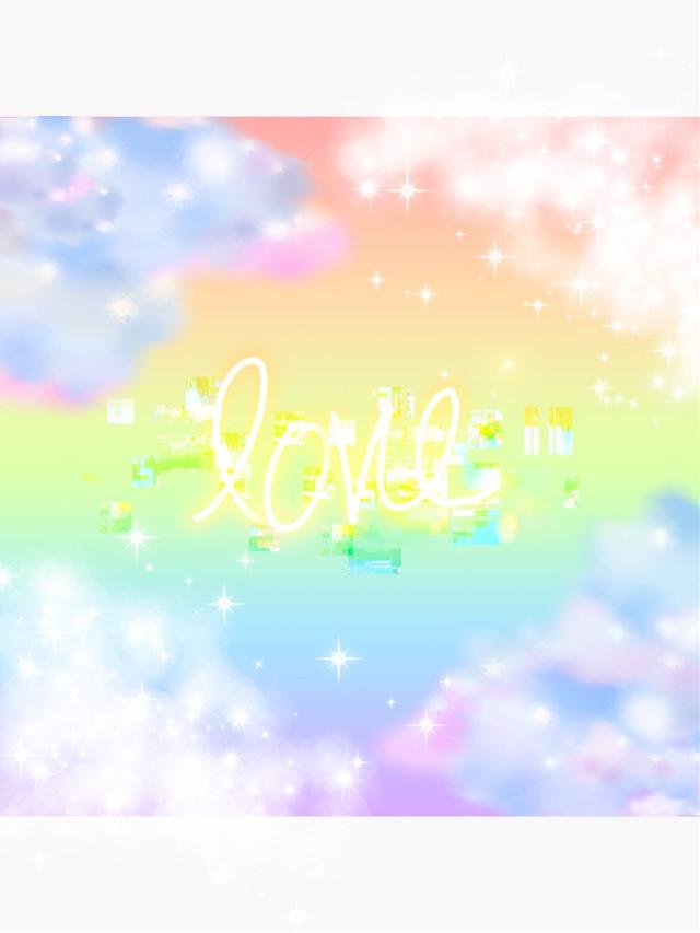 #love #pastel #freetoedit