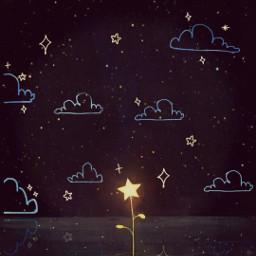 freetoedit clouds sky nightsky srcsunnyclouds sunnyclouds