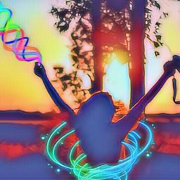 unsplash neonspiraleffect freetoedit ecneonswirls neonswirls neon