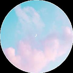blue pink aesthetic blue_aesthetic blue_sky freetoedit