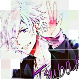 freetoedit tsubaki brothers anime animeboy