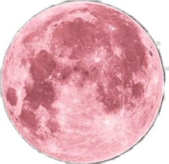 moon pink aesthetic space cool freetoedit
