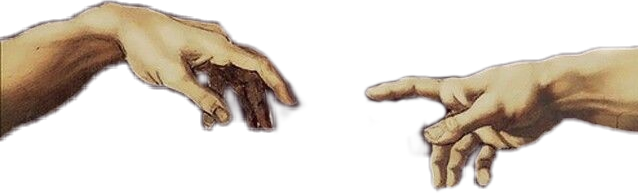 CREATION OF ADAM  °°°°°°°°° #sticker #manos #art #cuadro #creationofadam #lacreaciondeadan #creacion #creation #creaciondeadan #creacionadan #creationadam #arte #famous #tumblr #cool #stickers #heands #heand #mano #vintage #pintura
