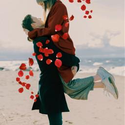 rose rosepetal petal rosepetalbrush valentines freetoedit
