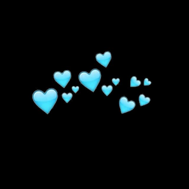 #стикер #sticker #hearts #сердечкинадголовой #сердце