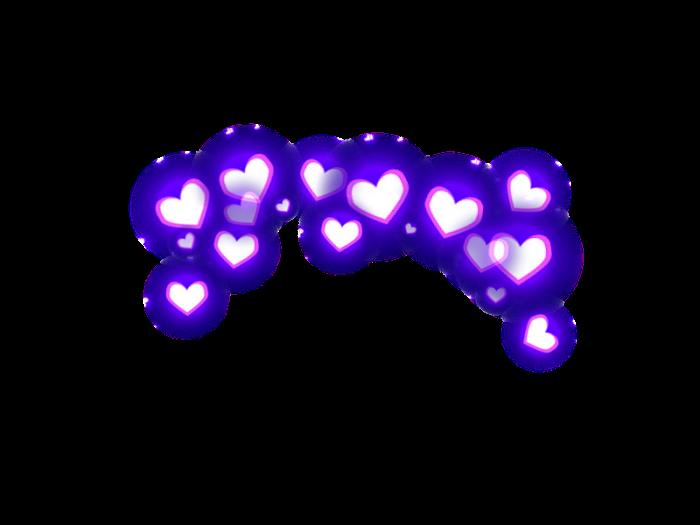 #стикер #сердечкинадголовой #hearts