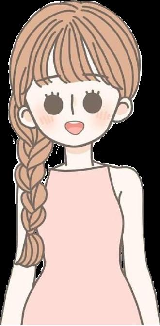#pink #sweet #girl #lovely #cute #kawaii
