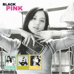 blackpink bp lisa jisoo jennie freetoedit