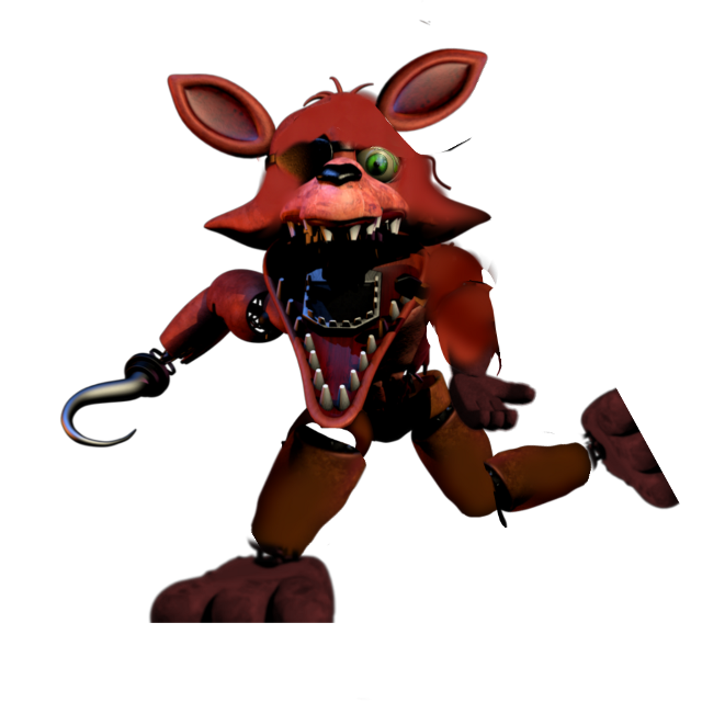 #witheredfoxy