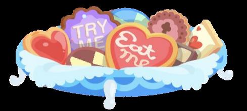 #aliceinwonderland #sanrio #cookies