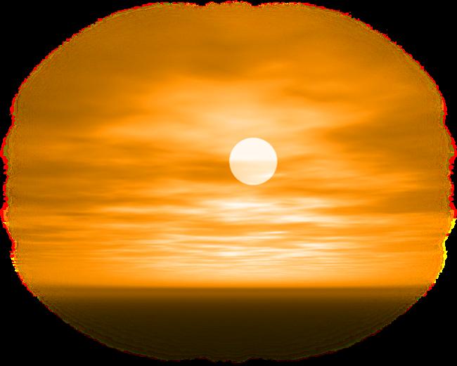 #стикер#солнце#небо#желтый#лучи#