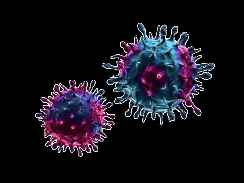 #corona #virus #flu #cell #shape #sticker #freetoedit #by #mrmwsk #remixit