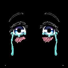 eyes anime sad suicide tumblr freetoedit