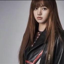 lisa blackpink bp blink kpop freetoedit
