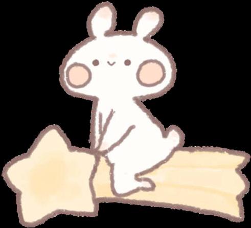 #阔耐小兔兔~糖小豆