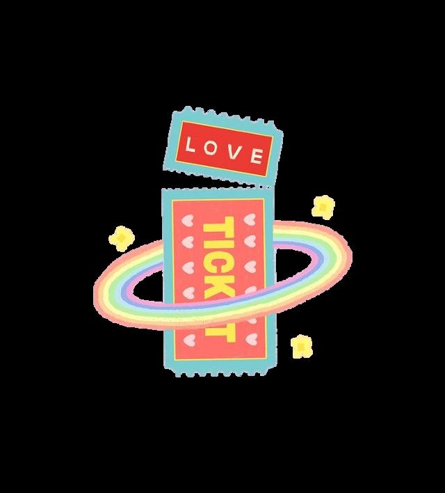 #rainbow #rainbowcircle #стикеры #february #14february #lovers #loveday #couplegoals  #happyvalentinesday #stickers #valentinesday #valentine #happy #cute #foryou #you #love #heart #couple #сердце #деньсвятоговалентина #14февраля #деньвлюблённых #пары #любовь #ticket