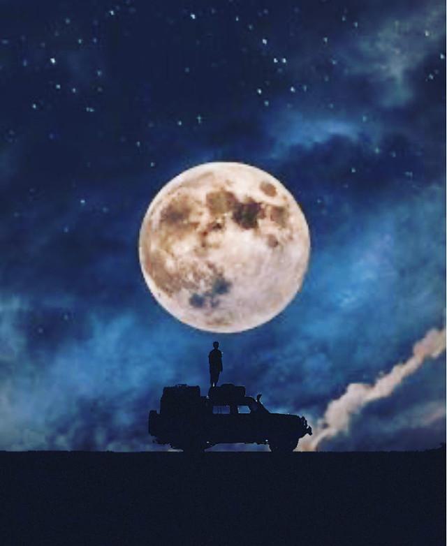The moon 🌚 I love this @picsart @haiderrevano #rimix #freetoedit