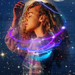 neon swirls neonswirls galaxy freetoedit