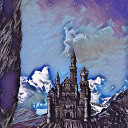 freetoedit magic magical fantasy mountain
