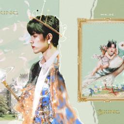 freetoedit xiaozhan king kpopedit kpop
