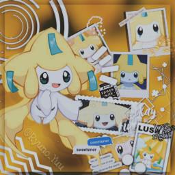 jirachi pokemon freetoedit
