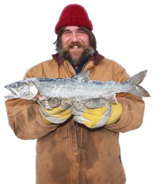 freetoedit fisherman fish fishing icefishing ftestickers