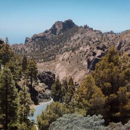 españa montain naturaleza picsart photography