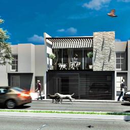 render propues diseño arquitectura casamoderna