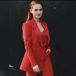 freetoedit red madelainepetsch riverdale model