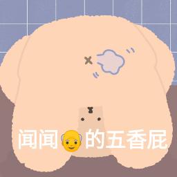 小熊 表情包 可爱 文字 屁