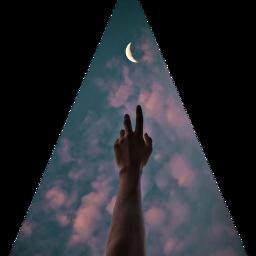 freetoedit moonlight moon piscart photographyeveryday scmoon