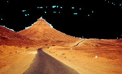 dessert dunes road mountains sahara freetoedit