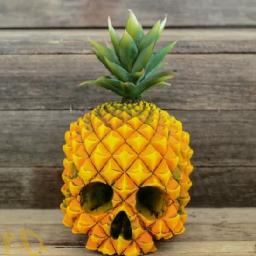 freetoedit pineapple orange pd