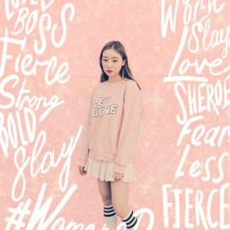 freetoedit girl corean coreangirl womensday rcwomensday IWD2020 WomensDayReplay
