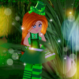 rh saintpatricksday green roblox royalehigh