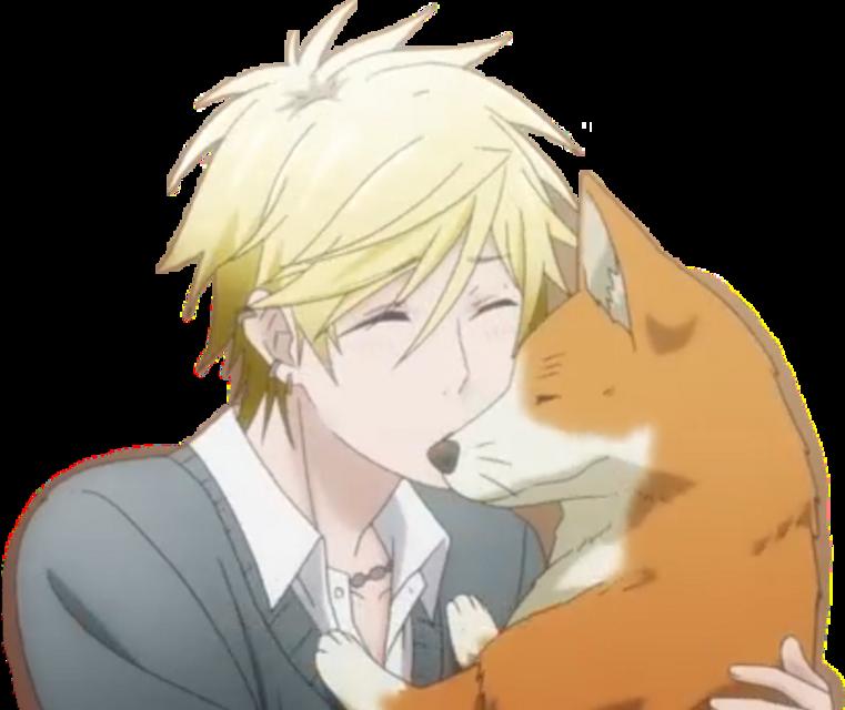 #hitorijimemyhero #masahiro #kousuke #cuteanimeboy #cutedog #anime