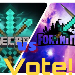 fortnite minecraft versusbattle freetoedit